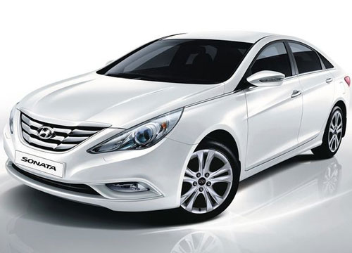 Hyundai Sonata Car For Wedding In Hyderabad