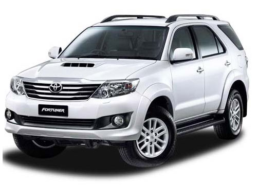 Hire Toyoto Fortuner For Wedding Car Rental Hyderabad
